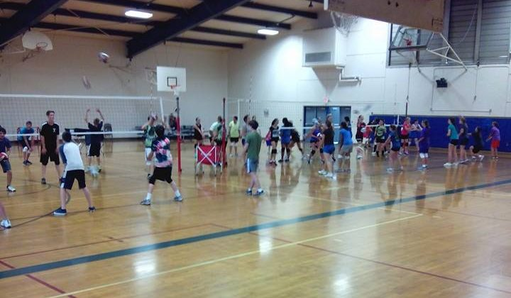 Volleyball Kids Camp