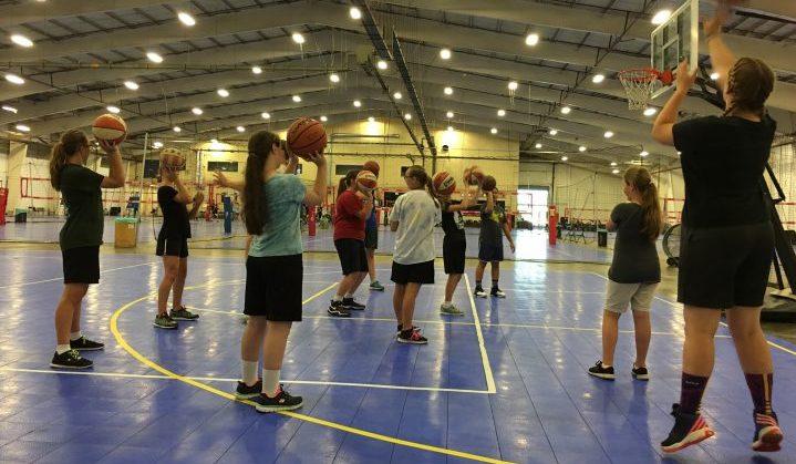 Girls Basketball Open Gym