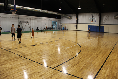 Boys Basketball Open Gym