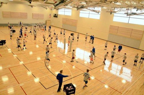 Open Gym Volleyball In Elk Grove